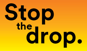 #StoptheDrop