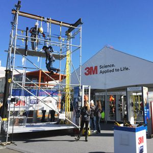 3M Personal Safety at World of Concrete 2018